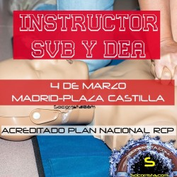 Instructor SVB-DESA. Plan Nacional RCP
